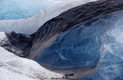 IJsformatie op IJsland